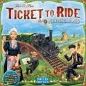 Aventureros al Tren: Paises Bajos juego de mesa