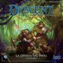 Descent: La cienaga del Troll juego de mesa