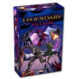 Legendary Villains: A Marvel Deck Building Game - juego de mesa