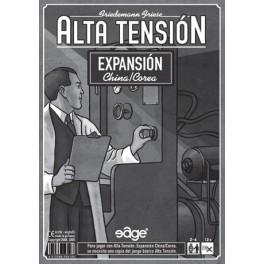 Expansion Alta Tension: China / Corea juego de mesa
