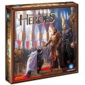 Might and Magic Heroes: The Boardgame juego de mesa