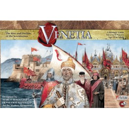 Venetia juego de mesa