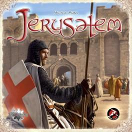 Jerusalem juego de mesa