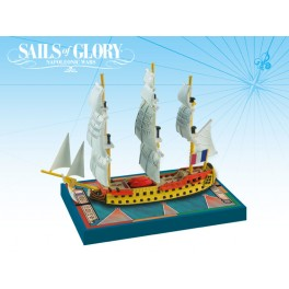 Sails of Glory ship pack: Le Berwick 1795