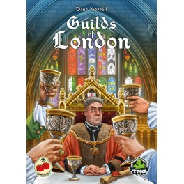 Guilds of London - juego de mesa