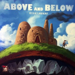 Above and below - juego de mesa