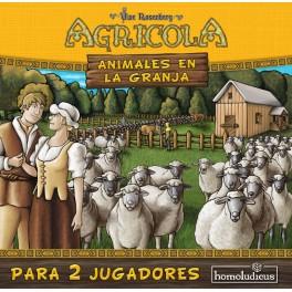 agricola animales en la granja juego de mesa