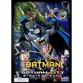 Batman: Gotham City Game