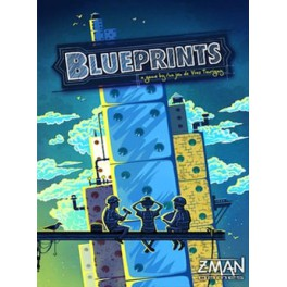 Blueprints - juego de mesa