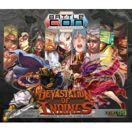 Battlecon: devastation of indines - juego de mesa