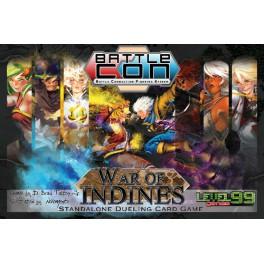 Battlecon: war of indines - remastered edition - juego de mesa