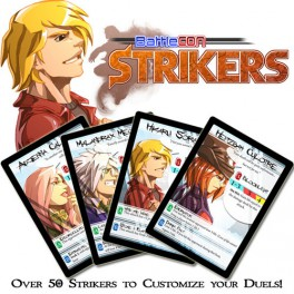 Battlecon: strikers - expansion