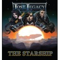 Lost legacy: the starship - juego de cartas