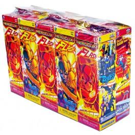 Heroclix The Flash - Booster (10) - juego de mesa