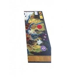 Scythe: extensión de tablero - accesorio juego de mesa