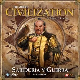 Civilization - Expansion Sabiduria y Guerra