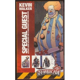 Zombicide: Special Guest Kevin Walker