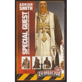 Zombicide: Special Guest Adrian Smith