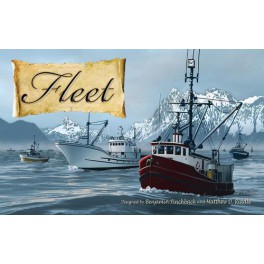 Fleet - juego de cartas
