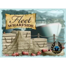 Fleet: wharfside - juego de cartas