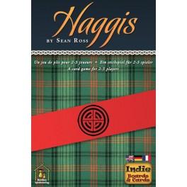 Haggis - juego de cartas