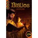 Biblios - juego de cartas