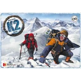 K2 juego de mesa