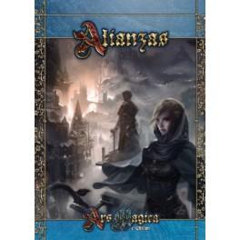 Ars magica: Alianzas - suplemento de rol