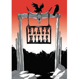 Black Hills - juego de cartas