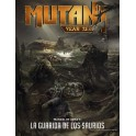 Mutant year zero: manual de zona 1 la guarida de los Saurios