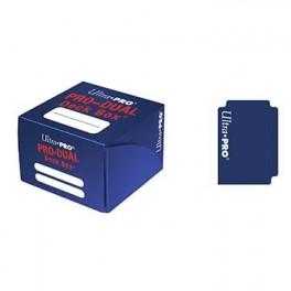 Deck Box Pro Dual Ultra Pro Azul