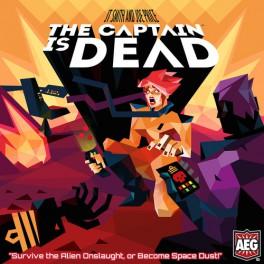 The Captain is Dead - juego de mesa