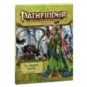 Pathfinder el regente de jade 6: El trono vacío - Suplemento de rol