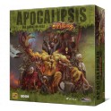 The Others: apocalipsis - expansion juego de mesa