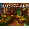 March of the ants - juego de mesa