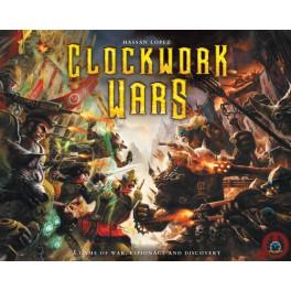 Clockwork wars - juego de mesa