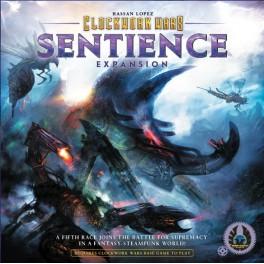 Clockwork wars: sentience - expansion juego de mesa