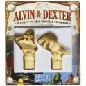 Aventureros al Tren - Alvin & Dexter
