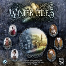 Winter Tales - Cuentos de Invierno juego de mesa