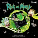 100 días Rick y Morty: el juego de mesa