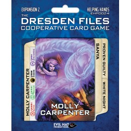 The Dresden Files Cooperative Card Game: EXP. 2 Helping Hands