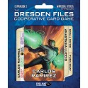 The Dresden Files Cooperative Card Game: EXP. 3 Wardens Attack