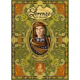 Lorenzo el magnifico - juego de mesa