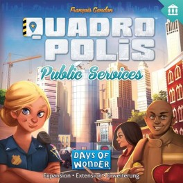 Quadropolis: expansion Public Services