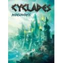 Cyclades: monuments - expansion juego de mesa
