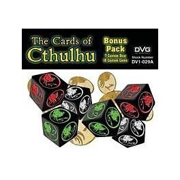 The Cards of Cthulhu - Bonus Pack juego de mesa