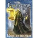 Frostgrave: mazo de hechizos - suplementos de rol