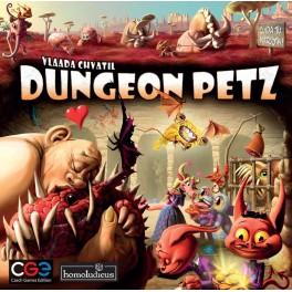 dungeon petz juego de mesa