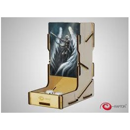 Dice tower Angel Knight - (torre de dados)