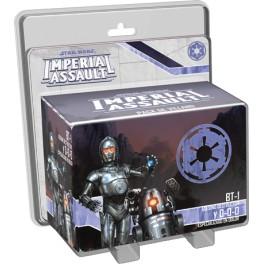 Star Wars Imperial Assault: BT-1 y 0-0-0 - expansion juego de mesa